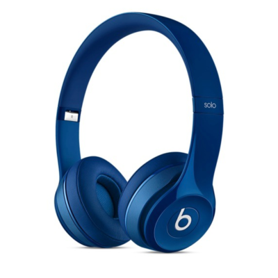 Auricular BEATS SOLO 2 Blue by iSolutions-Corp
