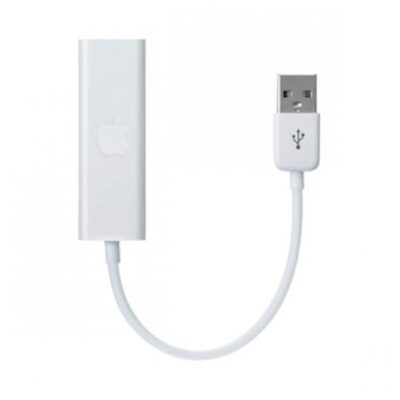 Apple USB Ethernet Adapter by iSolutions-Corp