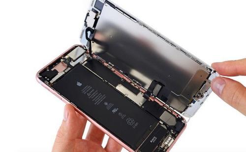 a01f0c6e18b Reparación pantalla iPhone 7 Plus | |Mactopia iSolutions-Corp